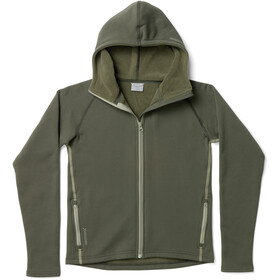 Houdini Power Houdi Chaqueta Jóvenes, willow green